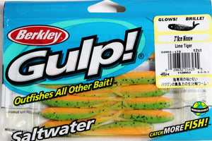 "Berkley Gulp 3"" Minnow Saltwater"