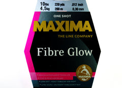 Maxima Fibre Glow One Shot Fishing Line