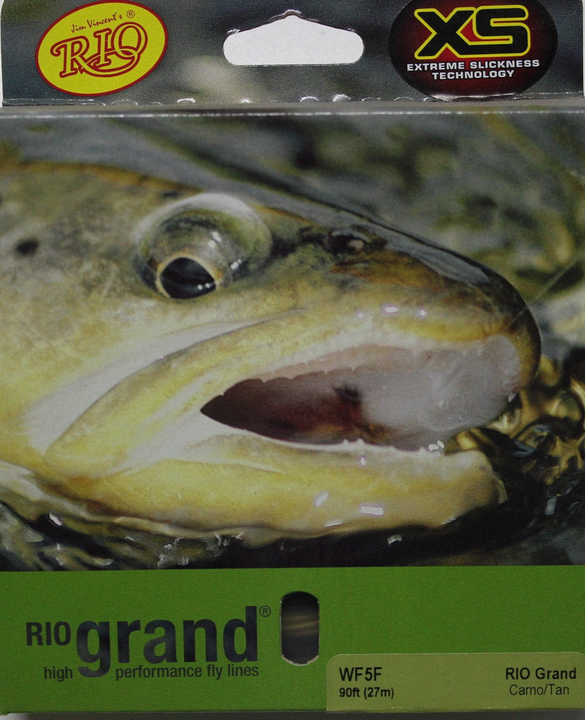 Rio Products RIO GRAND WF7F Floating Fly Line Multiple Colors NEW