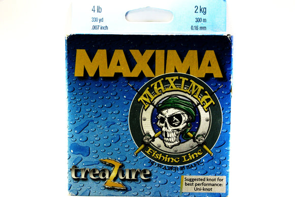 Maxima Treazure Fishing Line