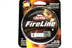 Berkley FireLine Fused Original colour Smoke 125yd