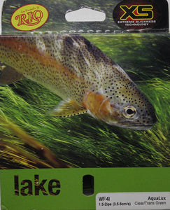 CLEARANCE - RIO Aqualux Lake Fly Line