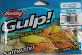 "Berkley Gulp 6"" Squid Vicious Saltwater"