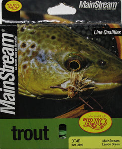 RIO Mainstream Trout Double Tapper Fly Line