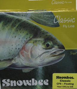 Snowbee Classic Floating Fly Line