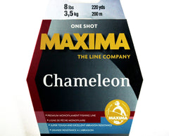 Maxima Chameleon One Shot Fishing Line