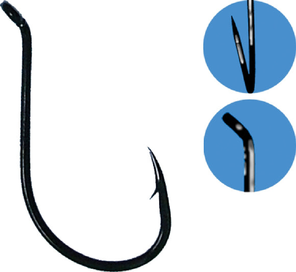 Gamakatsu Octopus Hook Black
