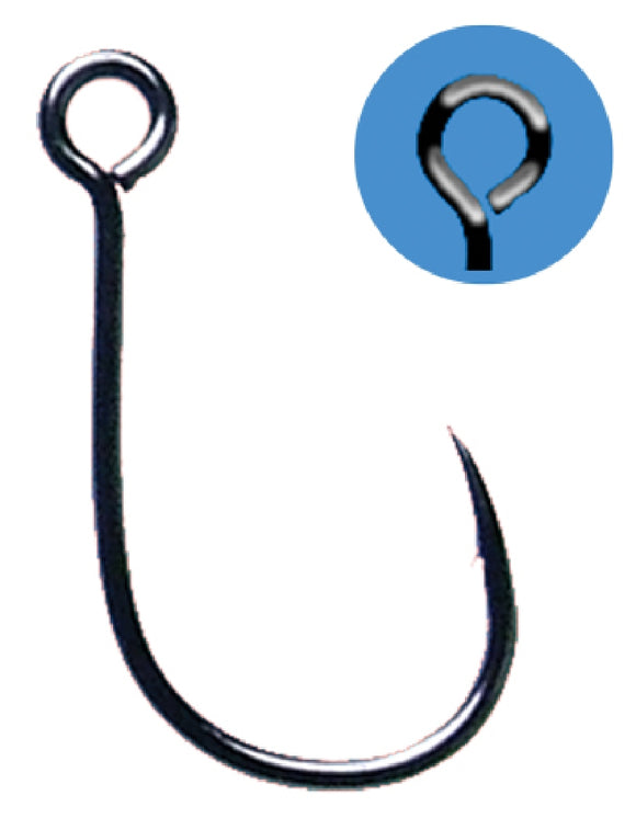 Gamakatsu Single Lure Hook Black