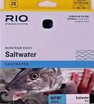 RIO Mainstream Saltwater Fly Line WF8F colour Blue