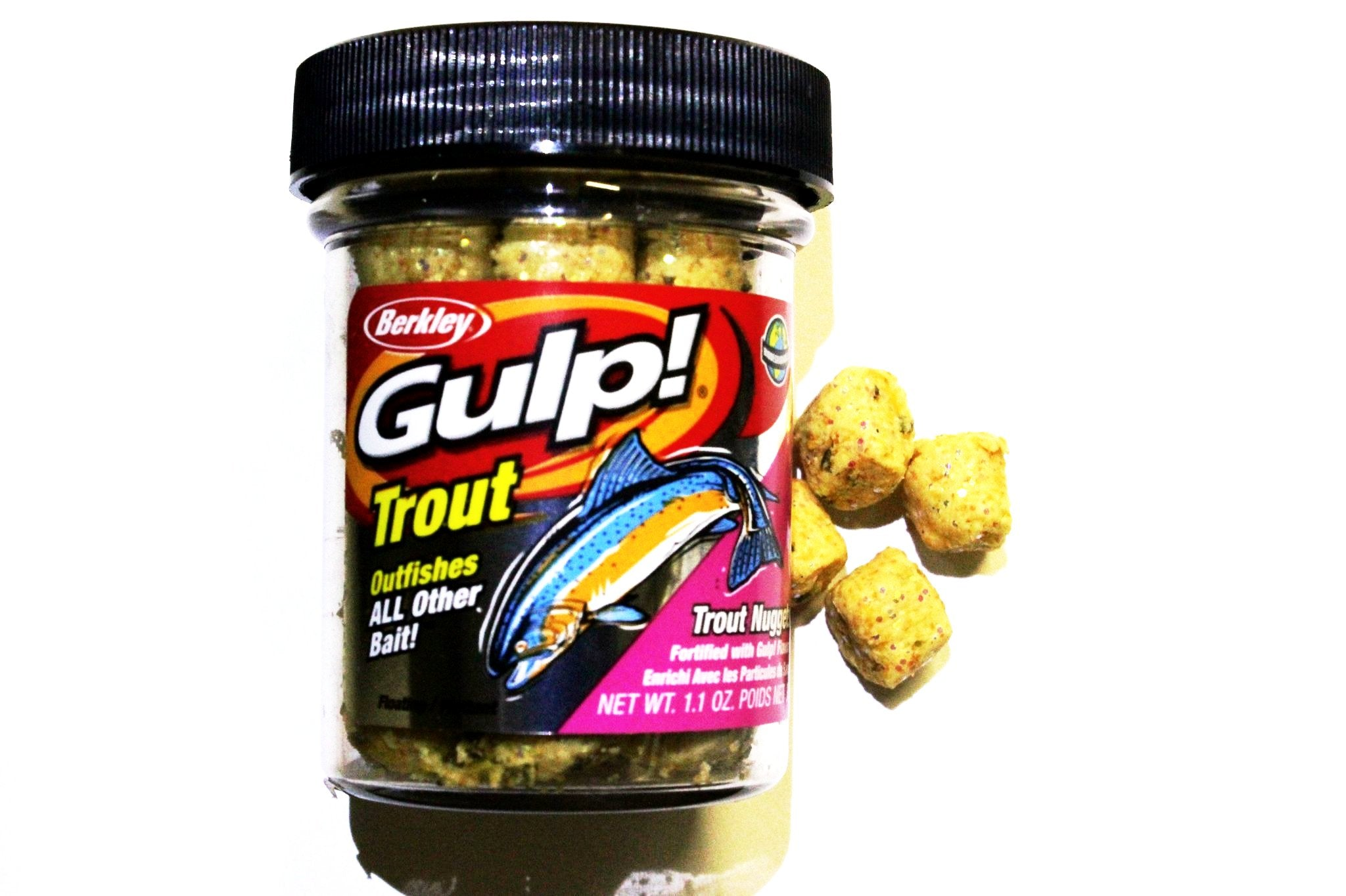 Berkley Gulp Trout Nuggets 30 gram