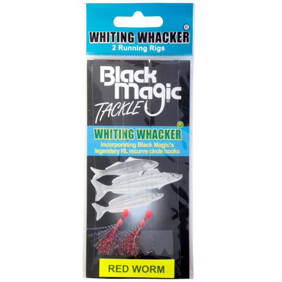 Black Magic Whiting Snatcher and Whiting Whacker