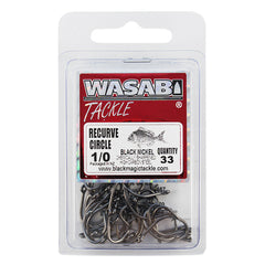 Wasabi Tackle Recurve Circle Hook
