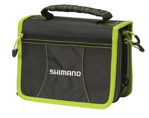 Shimano Tackle Wallet Black Green