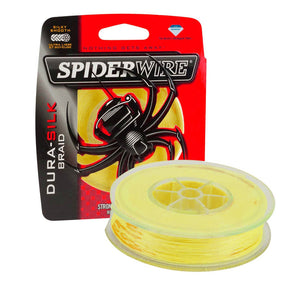 Spiderwire Dura-Silk Braid 150 metres