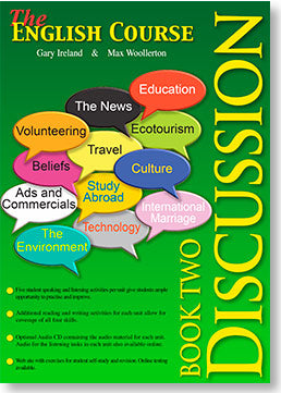 The English Course - Discussion Book 2: Student's Book