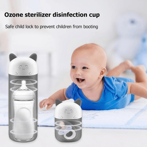 Image of Portable UV Ozone Sanitizer