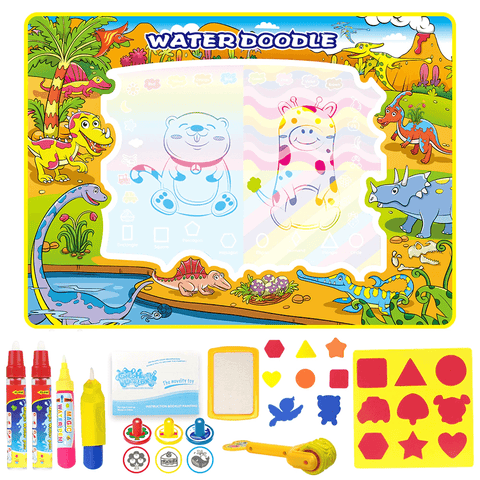 Water Magic Learning Mat