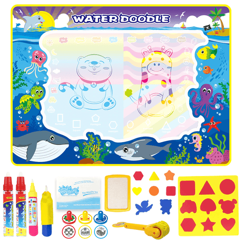 Image of Water Magic Learning Mat