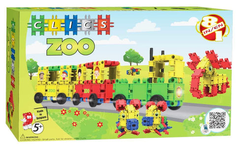 Zoo Keeper Box