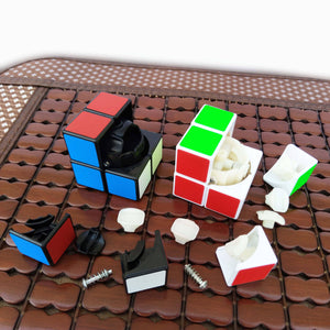 Beginners Puzzle Cube Game - Puzzle Toys