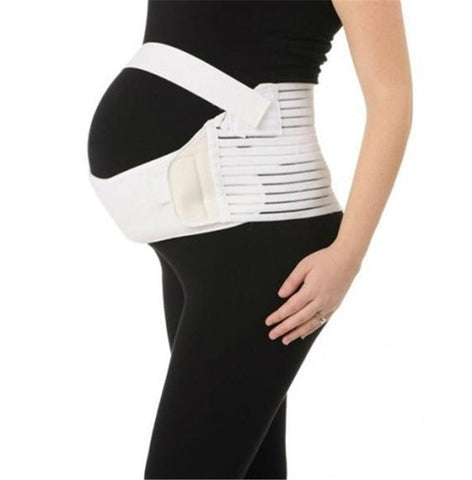 Image of Pregnant Maternity Support Care Athletic Belt