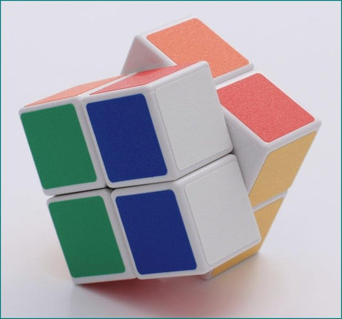 Image of Beginners Puzzle Cube Game - Puzzle Toys