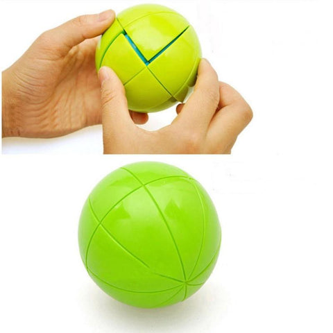 Image of Hand assemble Wisdom Ball 3D Intelligence Magic Puzzle Toys - Puzzle Toys