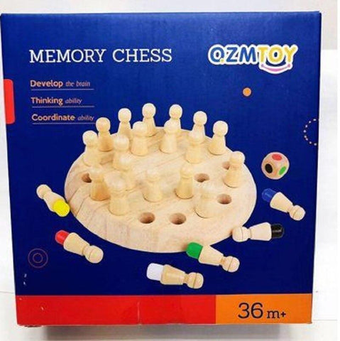 Montessori Memory Training Chess