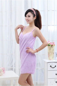 Towel Dress 2 in 1