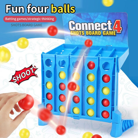 Connect 4 Shots 2.0