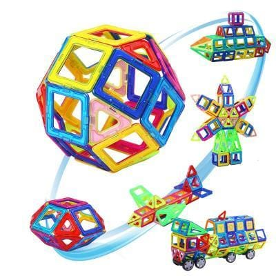 Magnetic Building Blocks-Puzzle Toys