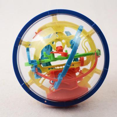 Image of 100 steps 3d magic intellect maze ball-Puzzle Toys