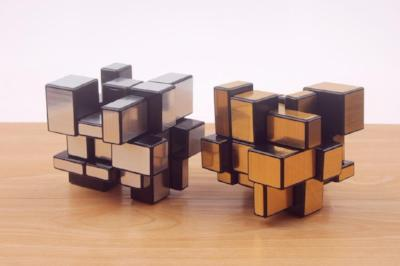 Image of Magic Mirror Cube-Puzzle Toys