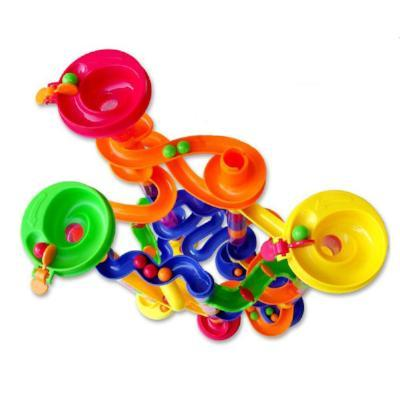 Image of Marble Race Track-Puzzle Toys