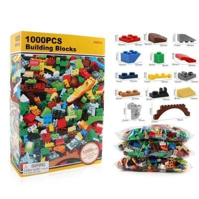 Building Blocks Bricks Set-Puzzle Toys