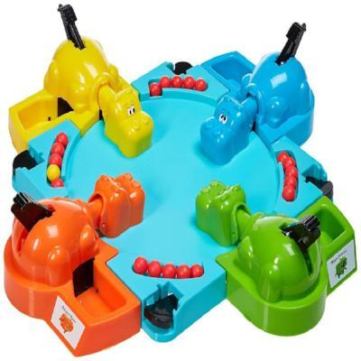 Hungry Hungry Hippos Game-Puzzle Toys