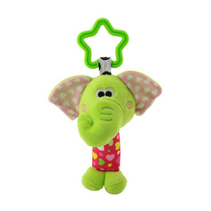 Rattles Toys Stroller Soft Toy Cute Animal Doll Baby Crib Hanging Toys - Puzzle Toys