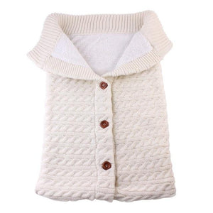 Baby Knit Sleeping Bag