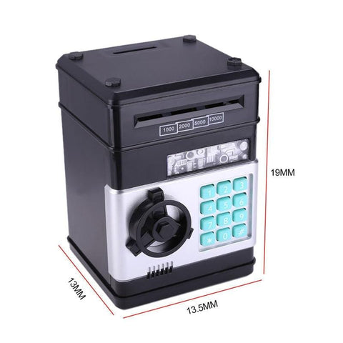 Image of ATM Electronic Piggy Bank