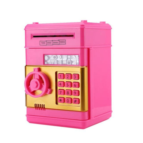 ATM Electronic Piggy Bank