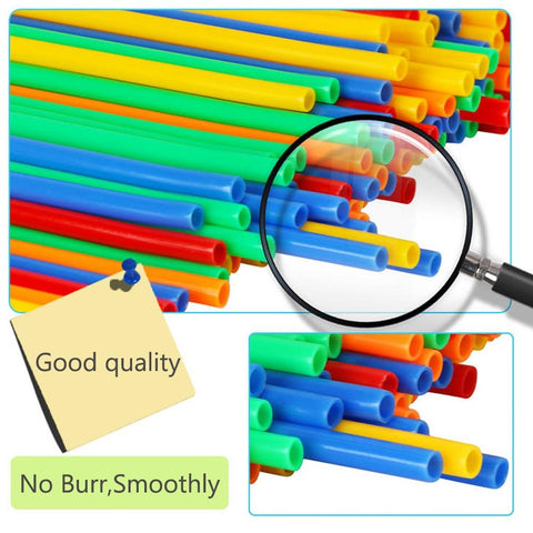 Quality Straw Building Blocks Educational Toys - Puzzle Toys