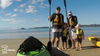 Glass Bottom Kayaking with Kids {South Coast}