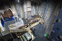 Hangdog: Indoor Climbing Family Pass {Wollongong}