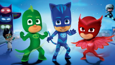 PJ Masks Live Show - October'18 {Sydney} ****TICKETS ON SALE NOW****