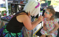 Face Painting Party - Parties In Wonderland {Wollongong}