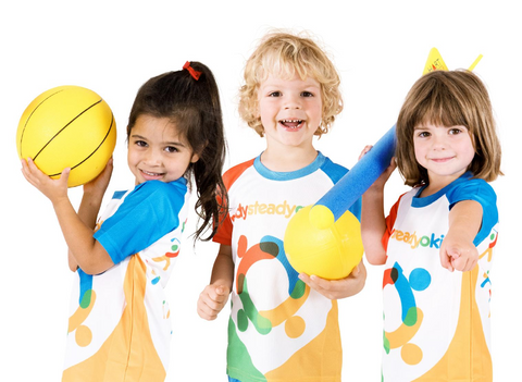 {South Coast} Creative multisports program for children - Ready Steady Go Kids