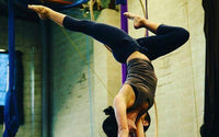 Aerial and Circus Classes for Adults in Canterbury with Aerialize  - Flexibility