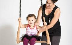 Aerial and Circus Classes for Kids and Teens in Canterbury with Aerialize  - Kindy Circus (ages 2-5)