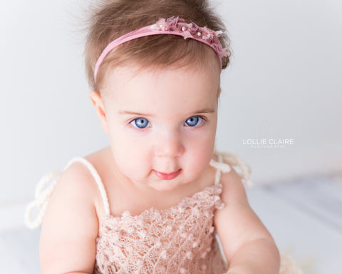 Exclusive Baby Photography Session - Lollie Claire Photography