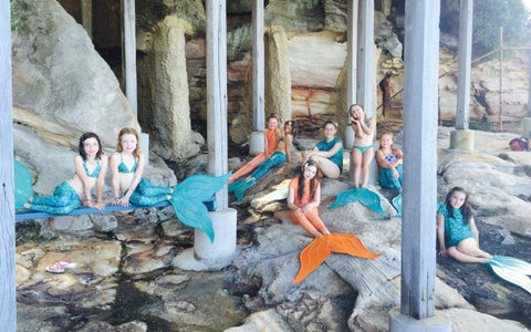 Mermaiding Full Day Holiday Workshop {Coogee}  *SOLD OUT*